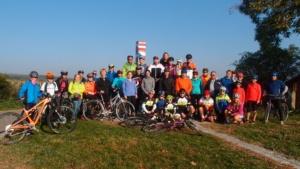Na kole za sousedy (Jarní Dny zdraví) @ Nový Šaldorf